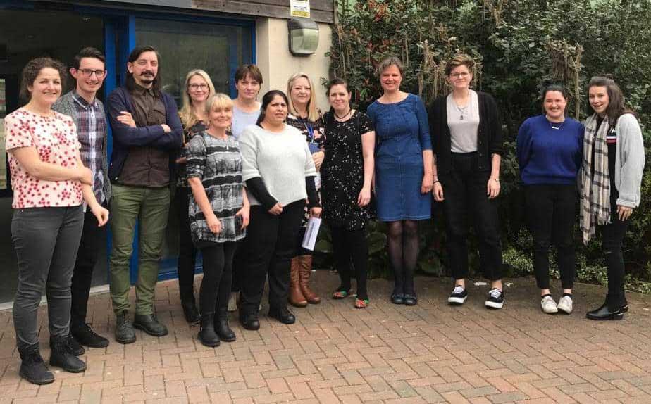 The Wellsbourne Healthcare Team